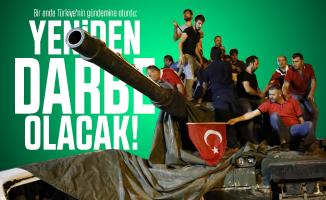 Bir anda Türkiye'nin gündemine oturdu: Yeniden darbe olacak! AK Parti'den flaş açıklama
