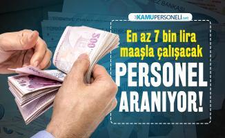 En az 7 bin lira maaşla KPSS'siz Kariyer İBB üzerinden personel alımı yapılacak!