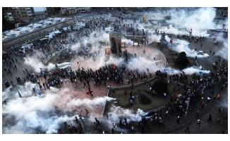 Erdoğan'dan Gezi davası yorumu! 'Gezi olayları darbe girişimleri gibi alçak bir saldırıdır!'