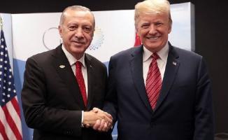 Erdoğan: ABD ile her an her türlü dayanışmamız olabilir!