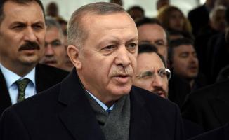Erdoğan bazı okulların depreme karşı güçlendirilmesi gerektiğini belirtti!