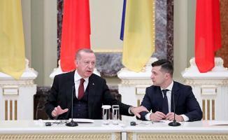 Erdoğan Ukrayna'dan duyurdu! Suriye'den 1 milyon insan sınırımıza doğru geliyor!
