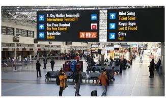 Havalimanlarında sistem değişti! 'Sessiz terminal' dönemi başlıyor