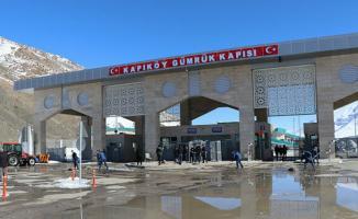 İran sınırına Sahra Hastanesi kuruluyor!