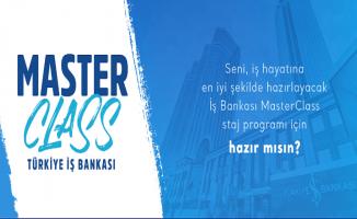İş Bankası personel alımı için yeni staj programı açıkladı!