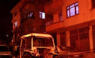 Kastamonu'nun Taşköprü ilçesinde eşini vuran şahıs daha sonra kendini vurarak intihar etti!