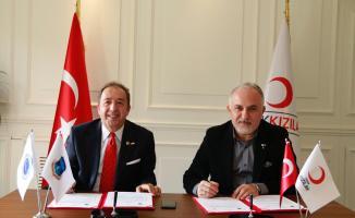 Kızılay Antalya'da 20 milyon TL harcayarak etkinlik düzenlendi!
