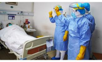 Koronavirüsünde son durum... Ölü sayısı artıyor! Binalar hastaneye dönüştürülüyor!