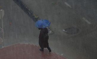 Meteorolojiden fırtına, kuvvetli sağanak, kar yağışı ve soğuk hava uyarısı yapıldı!