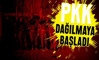 MSB açıkladı: PKK dağılmaya başladı!
