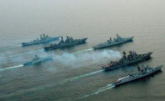 Rusya Türkiye'yi küstahça tehdit etti ardından Rus donanmaları Suriye kıyılarına doğru yola çıktığı duyuruldu!