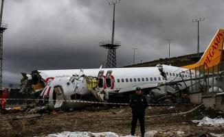 Sabiha Gökçen Havalimanı'nda kaza yapan uçağın pilotu tutuklandı!