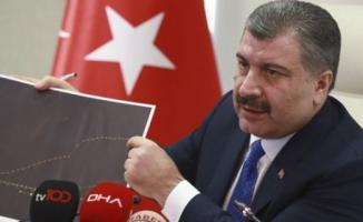 Sağlık Bakanı Fahrettin Koca açıkladı! 18 kişi coronavirüs şüphesi ile karantinaya alındı