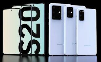 Samsung Galaxy S20 cep telefonunun tüm özellikleri ve fiyatı belli oldu!