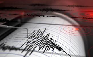 Son dakika deprem! Van'da 4.1 büyüklüğünde deprem oldu