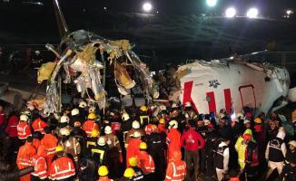 Son dakika! İstanbul'da ki uçak kazasında bir kişi hayatını kaybetti!
