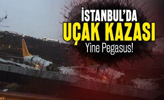 Son dakika İstanbul'da uçak kazası: Çok sayıda sağlık ekibi sevk edildi