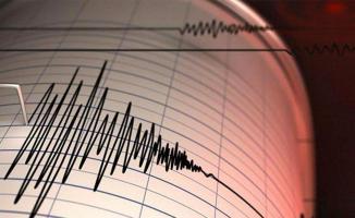 Son Dakika: Manisa'da Deprem!