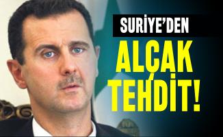 Suriye rejimi Türkiye'ye saldırı düzenleyeceğini açıkladı! Küstah tehdit Esad rejimi ordusundan geldi