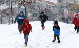 Van, Rize ve Trabzon'da okullar tatil edildi!