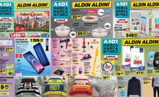 A101 indirimli ürünler listesi yayınlandı! 19 Mart 2020 aktüel ürünler kataloğunda neler var?
