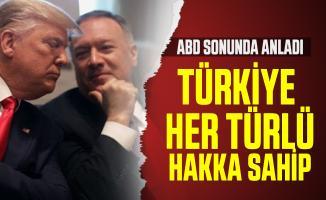 ABD'den son dakika Türkiye açıklaması: Türkiye kendisini savunmak için her türlü hakka sahip!