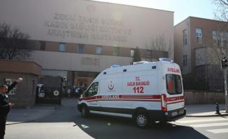 Ankara'da koronavirüs şüphesi ile gözlem altına alınan kişiler!