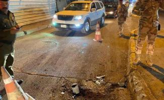 Bağdat'taki ABD Büyükelçiliğine roketli saldırı düzenlendi!