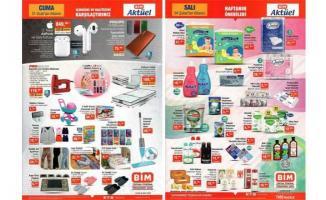 BİM indirimli ürünler kataloğu yayınlandı! 3 Nisan ve 31 Mart aktüel ürünler kataloğunda hangi ürünler var?
