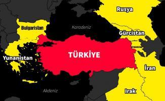 Corona virüsü Türkiye'nin etrafını tamamen sardı!