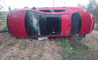 Denizli'nin Pamukkale ilçesinde trafik kazası! 2 ölü
