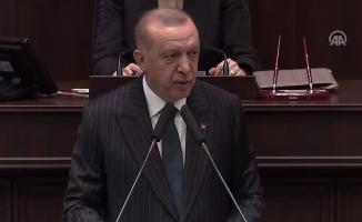 Erdoğan: Binlerce şehidimize Suriye'de malum yenileri ekleniyor!