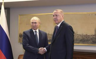 Erdoğan Putin görüşmesi sona erdi! Ateşkes sağlandı!