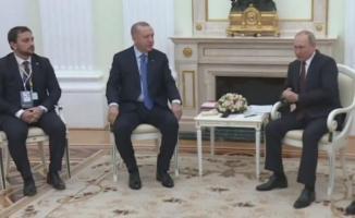 Erdoğan Putin toplantısı öncesi gelen son dakika flaş açıklamalar!