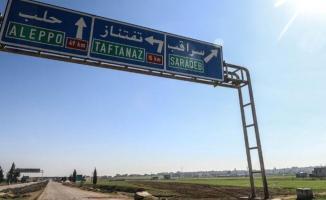 Esad rejimi askerilerimizin şehit edildiği Serakib bölgesine girdiği açıklandı!