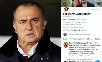 Fatih Terim'in Kızı Buse Terim Bahçekapılı'dan Korona Virüs açıklaması