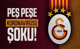 Galatasaray'da peş peşe koronavirüsü şoku! Günay'ın da corona virüsü test sonucu pozitif çıktı