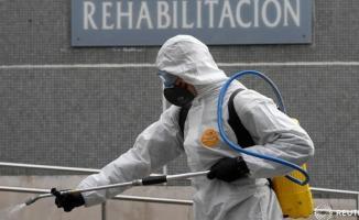 İspanya'da salgından ölenlerin sayısı 3 bini geçti!