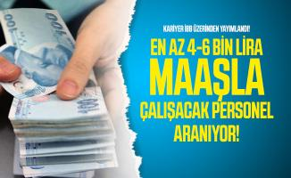 Kariyer İBB üzerinden yayımlandı! En az 4-6 bin lira maaşla çalışacak personel aranıyor!