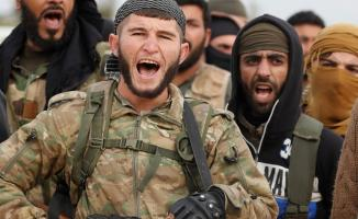 Kuzey Halep'teki ÖSO'cular kendi aralarında çatıştı!