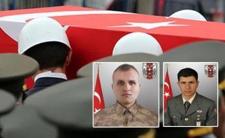 MSB iki askerimizin şehit olduğu saldırılarda 3 askerimizin de yaralandığını duyurdu!
