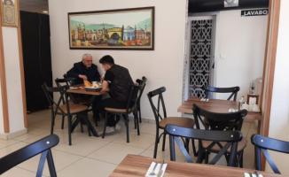 Restoran lokanta ve pastanelerde oturulması yasaklandı!