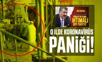 Sağlık Bakanı Koca'nın açıklamaları sonrasında o ilde corona virüsü paniği! Resmi açıklama yapıldı