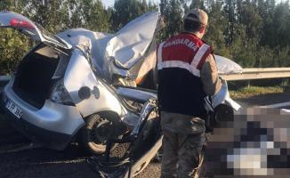 Şanlıurfa'da son dakika trafik kazası! Kazada 2 öğretmen hayatını kaybetti!