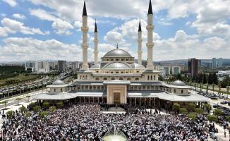 Son dakika Diyanet İşleri Başkanlığı Türkiye'de cuma namazı kılınacak camiyi açıkladı!