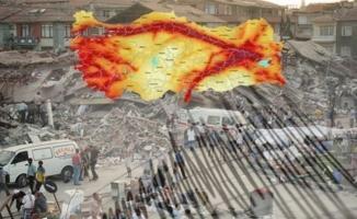 Son dakika Elazığ'da Sivrice'de deprem oldu! Deprem Malatya ve Gaziantep'te de hissedildi
