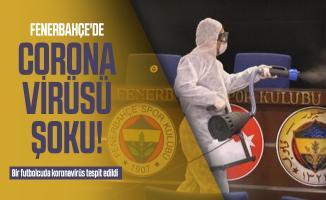 Son dakika Fenerbahçe'de corona virüsü şoku! Bir futbolcuda koronavirüs tespit edildi