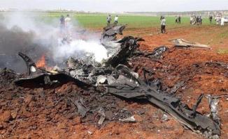 Son Dakika! Rus yapımı savaş uçağı düşürüldü!
