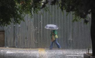 19 Nisan hava durumu açıklandı! Meteoroloji'den uyarı var! Çok kuvvetli gök gürültülü sağanak yağış geliyor!