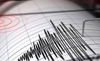 Akdeniz'de saat 13:48'de deprem meydana geldi!